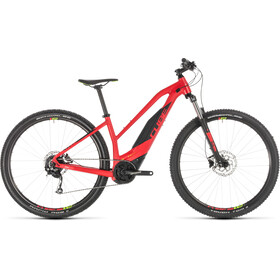 Cube Acid Hybrid ONE 500 E-MTB Hardtail Trapez red